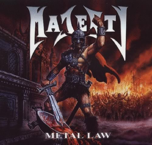 Metal bands inspired by CONAN 1982 Majesty_2004