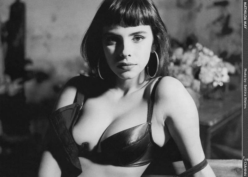 If you could recast the movie Mathilda_May_e11