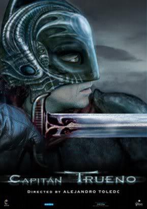 """""""El Capitán Trueno y el Santo Grial"""" (2011) Mayo2004"""