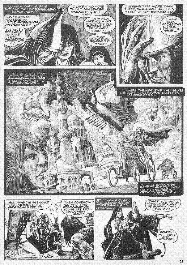 Some Oliver Stone's script possible inspirations I found Savage_Sword_of_Conan_007-25