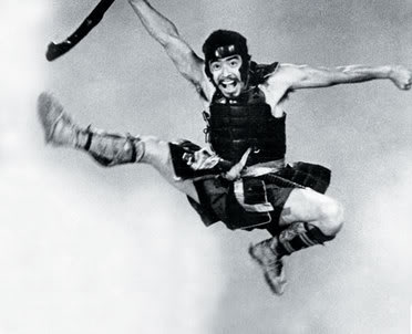 If you could recast the movie ToshiroMifune