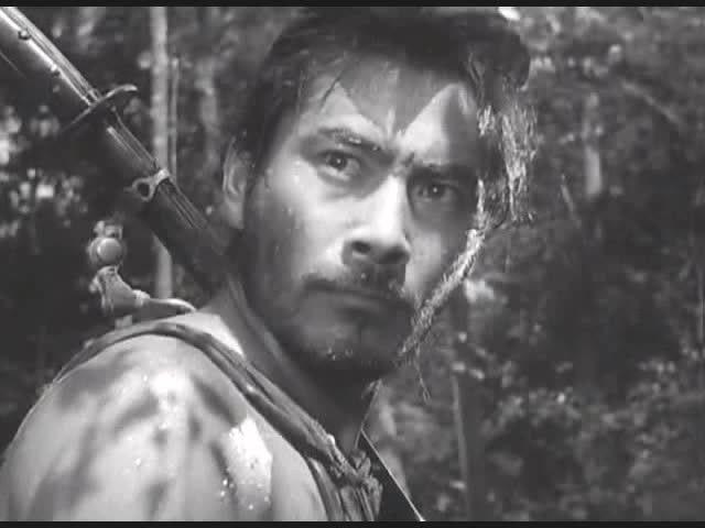 If you could recast the movie Toshiro_Mifune_in_Rashomon_2