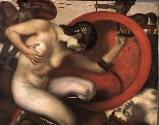 """LA PELICULA DE """"RED SONJA"""" (Robert Rodriguez) Amazon20stuck"""
