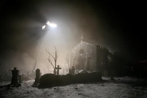 """SOLOMON KANE"" movie Church1"