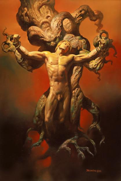 Opinion homoerotic fantasy art that