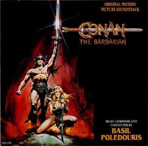 La obra completa de BASIL POLEDOURIS comentada Conan-bso