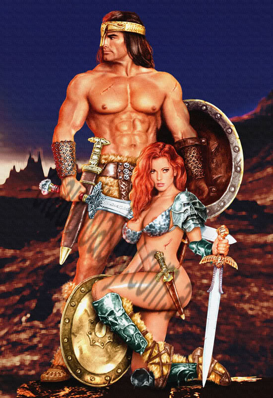 New Red Sonja film to start production in October... Conan20y20red20sonja
