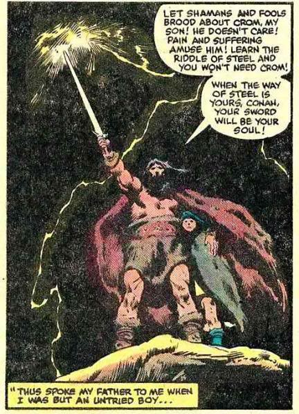 Marvel's Thor could inspire Thorgrim?? Conan_D07_234