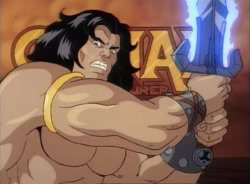 """Alguos artículos sobre """"Conan el bárbaro"""" Conan_conan_el_aventurero"""