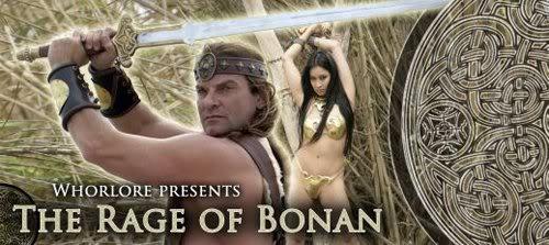 The PORN rage of BONAN D-1