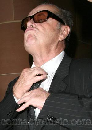 If you could recast the movie Jack_nicholson_1732661