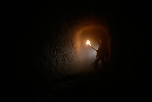 """SOLOMON KANE"" movie Kane_catacombs"