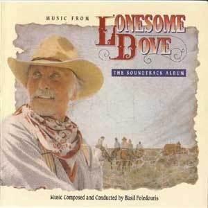 La obra completa de BASIL POLEDOURIS comentada Lonesome_dove