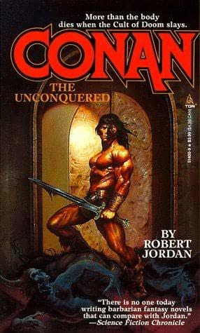 CONAN THE INDESTRUCTIBLE -a biography N17562