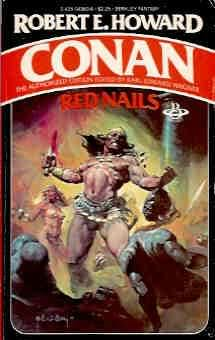 CONAN THE INDESTRUCTIBLE -a biography N21780