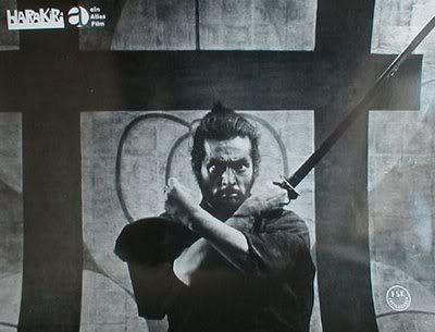 """Gladiator salute in """"Harakiri"""" (1962) Nakadaiharakiri450vo1"""