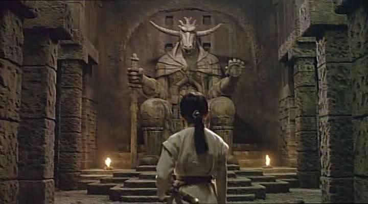 Atlantean Sword scene in Japanese movie Ori13
