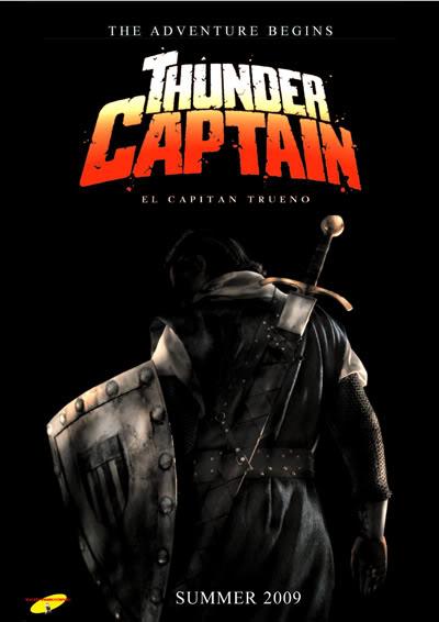 """""""El Capitán Trueno y el Santo Grial"""" (2011) PareseCONAN-Mayo2007"""