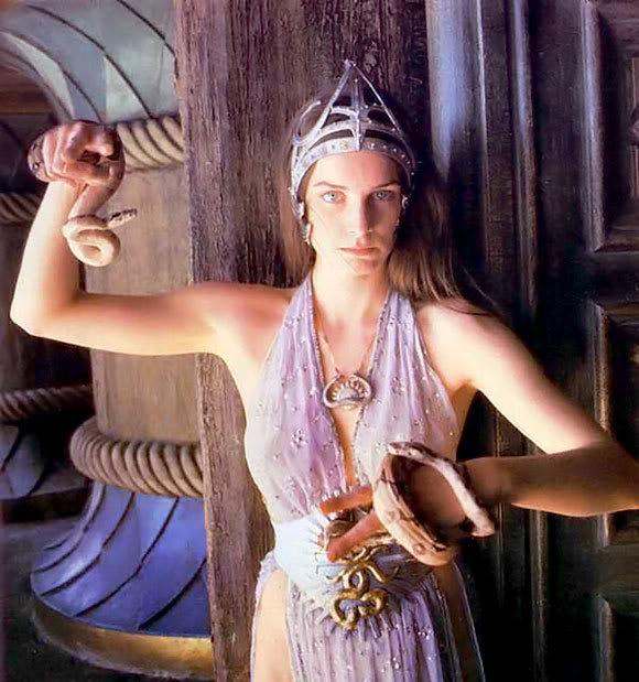 El culto a la serpiente en Arabia PrincA201