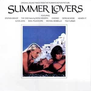 La obra completa de BASIL POLEDOURIS comentada Summer_lovers__LP