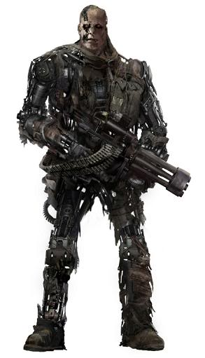 Arnie in Terminator Salvation? Terminatorsalvationt600art