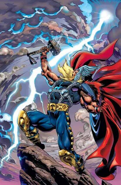 Marvel's Thor could inspire Thorgrim?? Thor5web