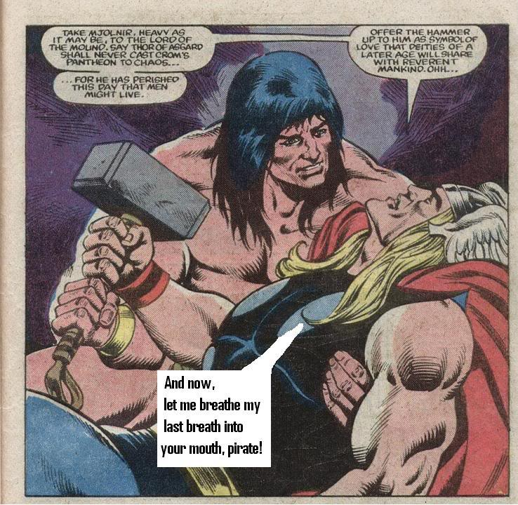 Marvel's Thor could inspire Thorgrim?? User2144_1168858899