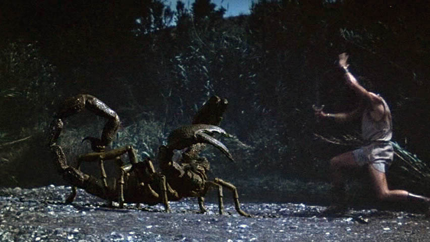 Giant Spider from Empire Strikes Back Zz-2