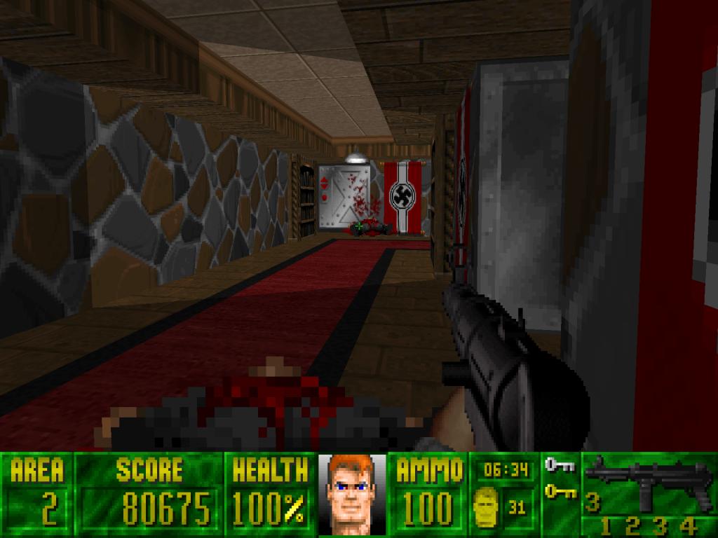 Spear Conversion For Doom Screenshot_Doom_20090314_235447