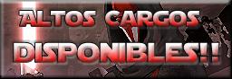 ¡Altos Cargos Disponibles!(Mandar MP) Altoscargosdis