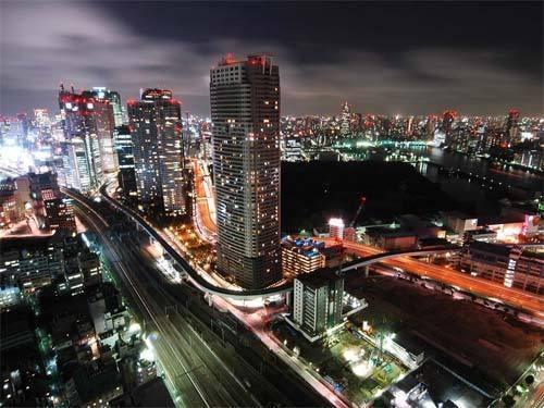 அழகிய டோக்யோ நகரம் படங்கள் சில Tokyonightok