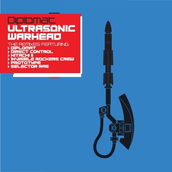 [wanted]Diplomat - Ultrasonic Warhead Diplomat-UltrasonicWarhead