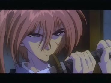 فلم انمي الساموراي Rurouni Kenshin Vlcsnap-30109