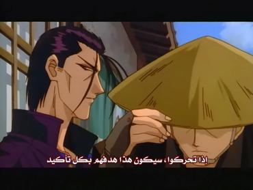 فلم انمي الساموراي Rurouni Kenshin Vlcsnap-31281