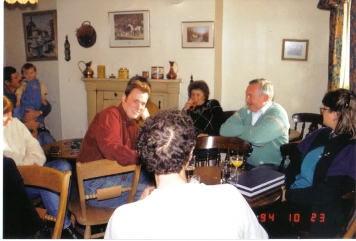 Old Photos Continued - The Holly Bush 1994 01HollyBush1994