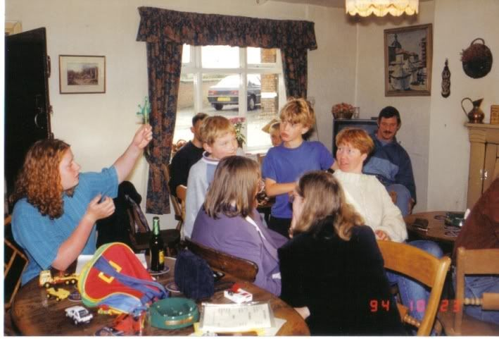 Old Photos Continued - The Holly Bush 1994 02HollyBush1994