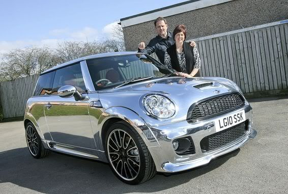 £38,000 for a mini! 4216250395-mini-world-s-most-expens