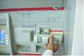 Clever ATM thieves out here!!!!! ATM1
