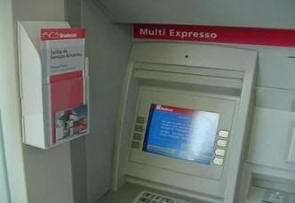 Clever ATM thieves out here!!!!! ATM4