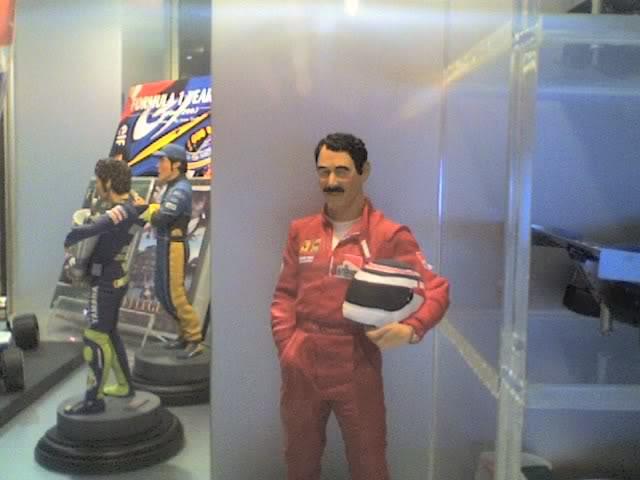 exoto tifosi? Mansell