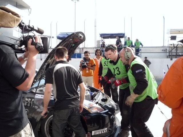 24 hour endurance race this weekend in Dubai P1000410