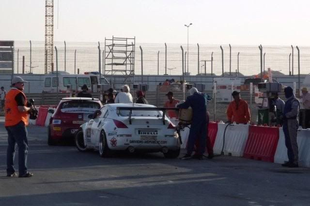 24 hour endurance race this weekend in Dubai P1000420