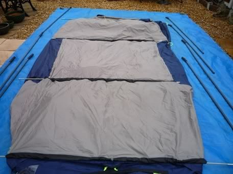 5 man tent for sale P1030146