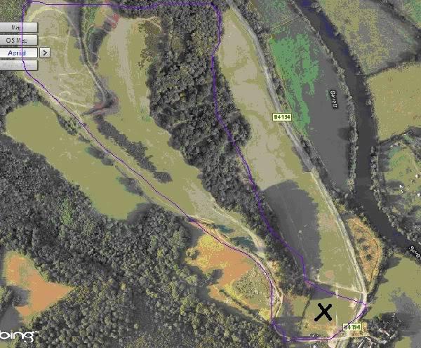 Picnic site at Stourport Picnicsite