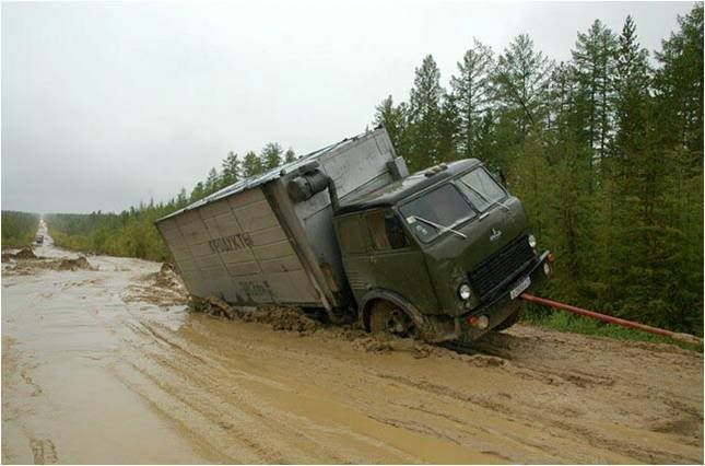 A Russion Freeway!!! Picture5