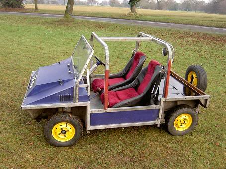 40 year old shortie MK1 for sale Scamp-2