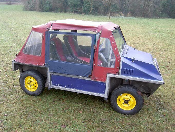 40 year old shortie MK1 for sale Scamp3