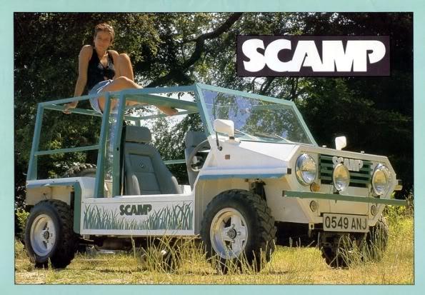 1979 mini scamp for sale £1750 Scamp_mk3