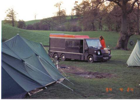 Blast from the past - Picnic from 20 years ago Telford1994