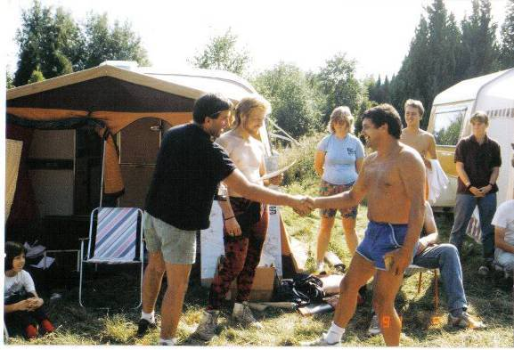 Blast from the past - Picnic from 20 years ago Picnic1991